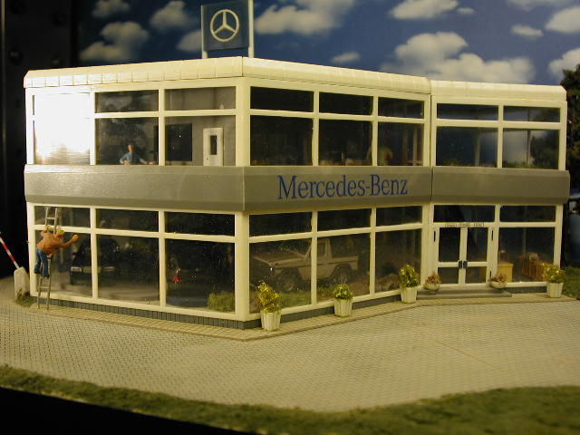 Showcase 4 for Mercedes benz dealers in michigan
