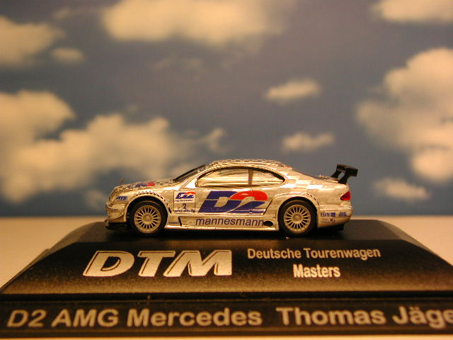 MGM Porsche GT1 MARLBORO Mugello 1997 Trumpeter PC 1:87